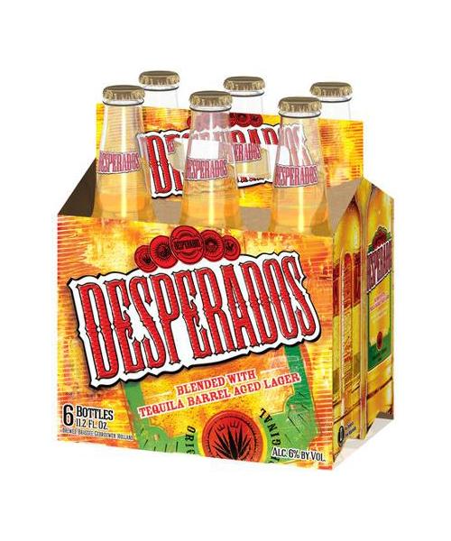 Pack Desperados X6 Allo Rim